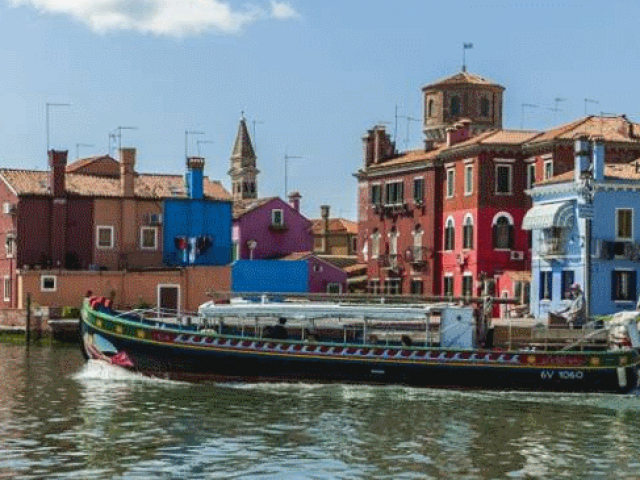 From Torcello to Murano